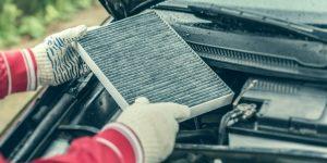 tipos filtros del coche aceite aire polen combustible