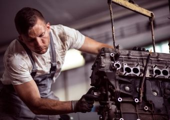 dónde arreglar motor coche madrid