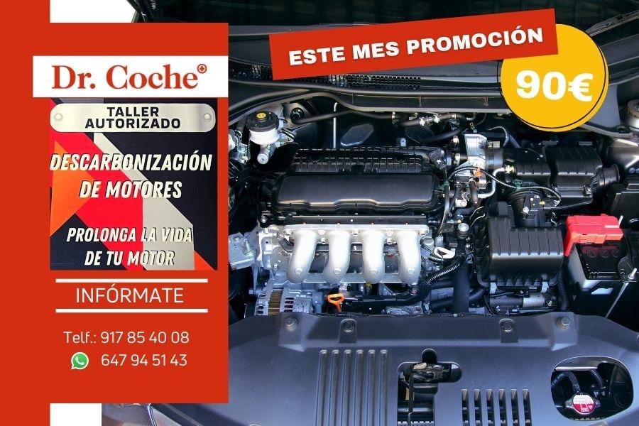 descuentos taller mecanico madrid promocion