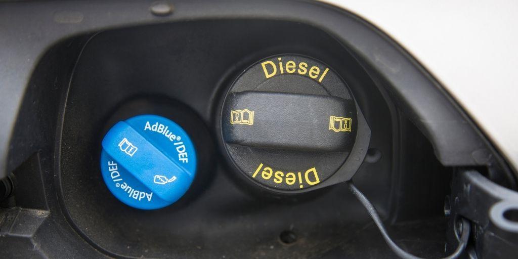 que es el adblue coches motores diesel