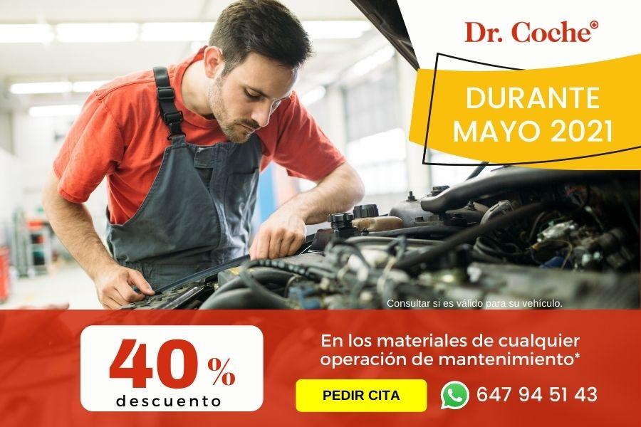 ofertas taller mecanico madrid